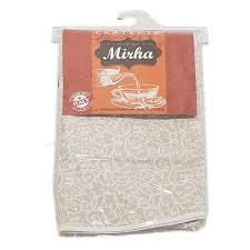 <b>Скатерть</b> Mori <b>Mirha Патерно</b>, 160 см — купить за 2 050 ₽ в ...