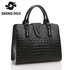 <b>High Quality Women</b> Tote Bag Lady's <b>Genuine</b> Leather Handbag ...