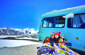 Why these two <b>girls</b> making a career out of travelling in a <b>caravan</b> is ...