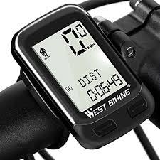 <b>Bike Computer</b> Wireless <b>Waterproof Bicycle</b> Odometer Speedometer ...
