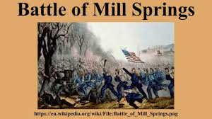「Battle of Mill Springs」の画像検索結果