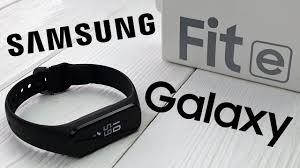 <b>Galaxy</b> Fit e: что умеет дешевый браслет от <b>Samsung</b>? - YouTube