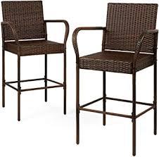 Best Choice Products Set of 2 Indoor Outdoor Wicker ... - Amazon.com