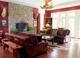 rustic style living room clever: image of living room decorations pictures