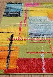Недорогой синтетический <b>ковер Crystal</b> Merinos <b>2748</b>-Multicolor ...