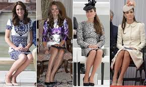 Can Kate Middleton's 'Duchess Slant' make you more ladylike ...
