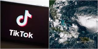 Hurricane Dorian Tik Toks going viral as storm approaches Florida ...