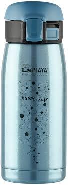"""Кружка-<b>термос LaPlaya</b> """"<b>Travel</b> Tumbler"""", цвет: синий, 0,35"""