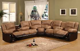 living room brown leather sectional sofas cheap with wooden floor and rug for living room big living room couches