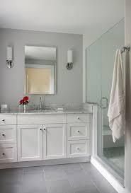 white bathroom floor:  ideas about grey white bathrooms on pinterest white bathrooms bathroom and gray and white bathroom
