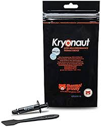 <b>Thermal Grizzly Kryonaut</b> 12.5 W / m · K 1 g thermal grease (-200 to ...