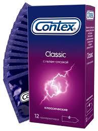 <b>Презервативы</b> Contex <b>Classic</b>, <b>классические</b> — купить и выбрать ...