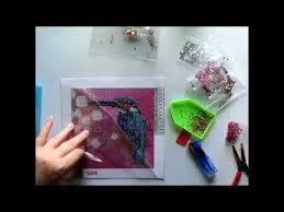 <b>Diy</b> ~ <b>Diamond</b> Painting 5D - YouTube