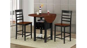 three piece dining set:  coaster  piece dining set