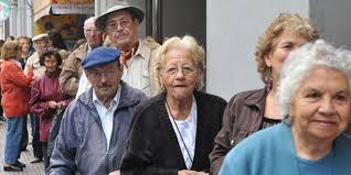 Para los jubilados y pensionados también hay aumento salarial