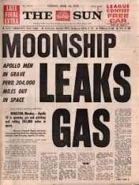 Image result for the apollo 13 incident
