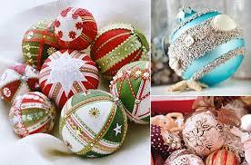 Новогодние <b>шары</b> своими руками: мастерим елочные украшения ...