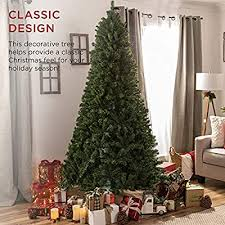Best Choice Products 7.5ft Premium Spruce <b>Artificial Holiday</b> ...