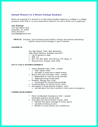 college graduate resume is needed if you think resume is not college graduate resume is needed if you think resume is not important then you are