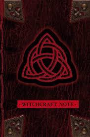 Книга <b>Witchcraft Note</b>. Зачарованный <b>блокнот</b> для записей и ...