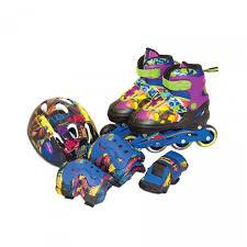 <b>Детские ролики Gulliver Sport</b> Набор роликовые коньки + защита ...
