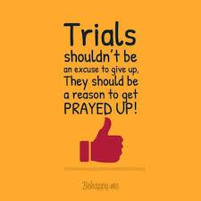 Trials | Godly quotes | Pinterest via Relatably.com