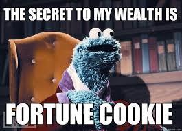 Cookie Monster memes | quickmeme via Relatably.com