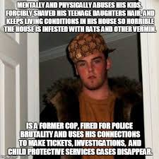 Sorry but a lot of your scumbag neighbor memes don't hold a candle ... via Relatably.com