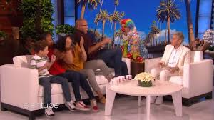 Ellen DeGeneres - OMG, this was <b>fun</b>. This might be the <b>greatest</b> ...