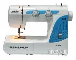 <b>Швейная машинка Leader VS</b> 379