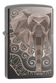 <b>Зажигалка Elephant Fancy</b> Fill Design 49074 от Zippo купить на ...