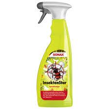 <b>Очиститель кузова</b> SONAX от следов <b>насекомых</b>, 0.75 л — купить ...