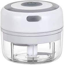 Electric Garlic Chopper, Mini Cordless Food Chopper ... - Amazon.com