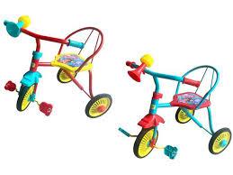 <b>Велосипед 3-х колесный</b> Enchantimals., колеса 9 и 8 дюймов мет ...