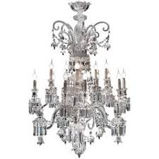amazing crystal chandelier of baccarat france 1825s baccarat zenith arm black crystal chandelier