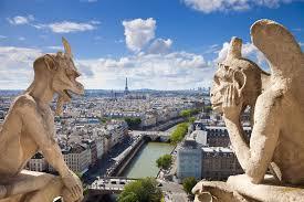 Les gargouilles de Notre Dame