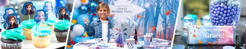 Disney <b>Frozen 2 Birthday</b> Party Supplies - Shindigz
