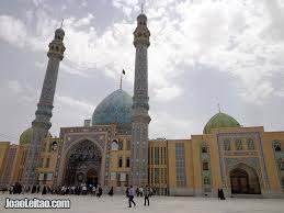 Image result for Qom Mausoleum