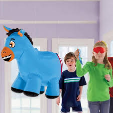 Pin The Tail On Donkey Game <b>Inflatable</b> Party Decoration Blow up ...