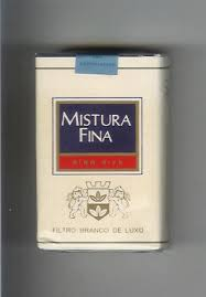 Resultado de imagem para mistura fina cigarro