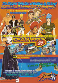 Image result for kof arcade games pic