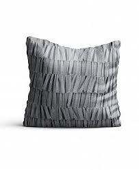 Купить портьеру «<b>Эллен</b> (серый)» серый/черный по цене 2950 ...