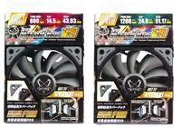 <b>Kaze Flex</b> 120 PWM : CPU Kühler, Lüfter, Lüftersteuerung von <b>Scythe</b>
