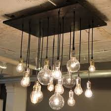 we build urban chic light fixtures and chandeliers from reclaimed wood and other salvaged materials we use low wattage incandescent edison and led bulbs chic lighting fixtures