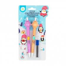 <b>Набор автоматических карандашей</b> с грифелями, Kid's Fantasy, 2 ...