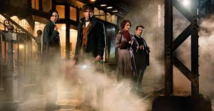 <b>Fantastic Beasts and</b> Where to Find Them <b>New</b> Magical Power | Time
