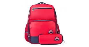 Красный детский <b>рюкзак Xiaomi Xiaoyang School</b> Bag купить в ...