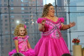not enough gogo juice to make this honey boo boo child photo okay