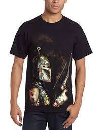 Star Wars Men's The Bounty Hunter: Clothing - Amazon.com