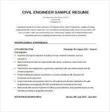 civil engineer resume templates – free samples  psd  example    resumegenius com   this resume template for engineers in word doc is available to   for    it is fully customizable and comes   dpi